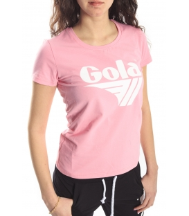 GOLA T-shirt con stampa ROSA GOD152