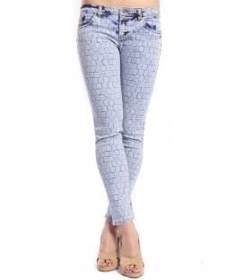 DENNY ROSE Pantalone con stampa FANTASY 46DR21004