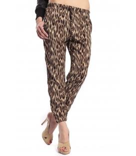 DENNY ROSE Pantalone stampa MACULATA 46DR21026