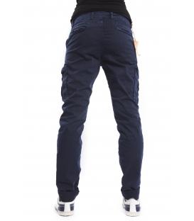 DISPLAJ -30% Jeans con tasconi KOMBAT color BLUE
