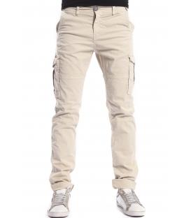 DISPLAJ -30% Jeans con tasconi KOMBAT color BEIGE