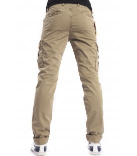 DISPLAJ Jeans con tasconi KOMBAT color GREEN