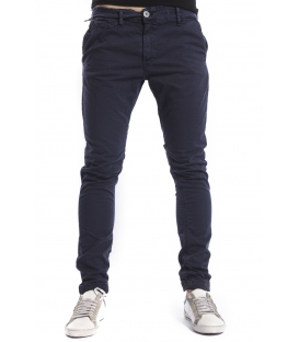 DISPLAJ Pantalone cinos KINOS FIL color BLUE