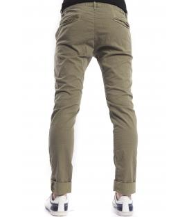 DISPLAJ Pantalone cinos KINOS FIL fantasy GREEN