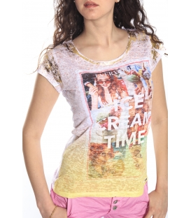 MARYLEY T-shirt con stampa FANTASY B93T