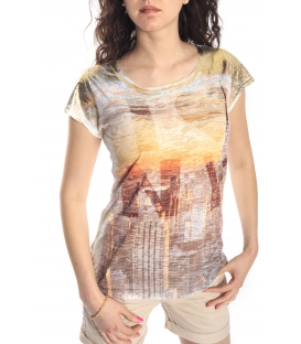 MARYLEY T-shirt con stampa FANTASY 5EB91