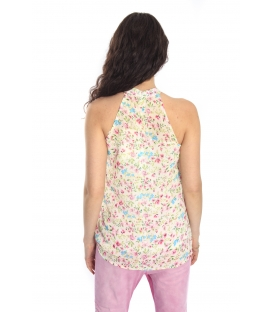WIYA Top with print Art. W611 MADE IN ITALY