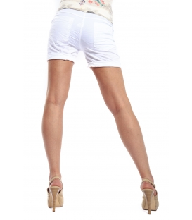 JOIE CLAIR Shorts baggy BIANCO Art. RR0022090