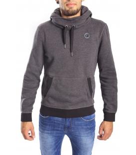 Gaudi Jeans - Felpa e maglia con cappuccio GRIGIO 52bu67000