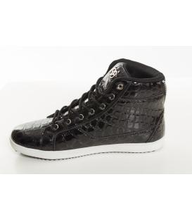 ALCOTT scarpa donna sneakers sport NERA