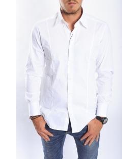 ANTONY MORATO Shirt slim WHITE MMSL00145 NEW