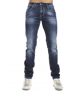 GRAFFIO Jeans con bottoni DARK DENIM Art. WGU62