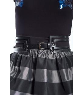 DENNY ROSE Cintura con elastico NERO 52DR92002