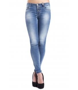 MARYLEY Jeans woman slim fit DENIM Art. B690/G49