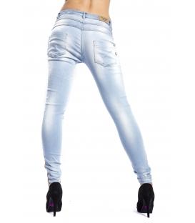 MARYLEY Jeans woman boyfriend baggy DENIM Art. B63M/G3F