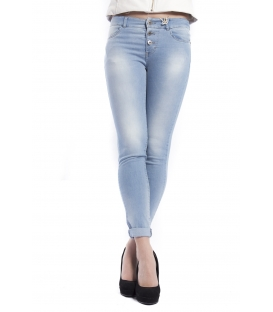 MARYLEY Jeans woman slim fit push-up DENIM Art. B690/G3F