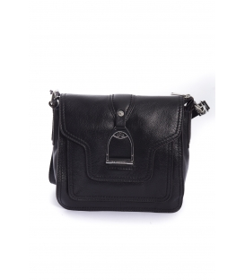 LA MARTINA Stirling small shoulder bag BLACK Art. 281.001