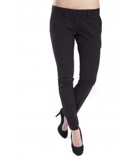 DENNY ROSE Pantalone elegante NERO Art. 63DR12016