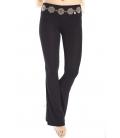 DENNY ROSE Pantaloni / leggings BLACK 63DR22017