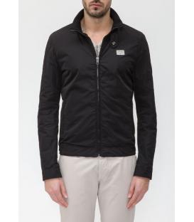 ANTONY MORATO Jacket with zip BLACK MMCO00128 NEW