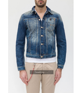 ANTONY MORATO Jacket with buttons DENIM MMCO00152 NEW