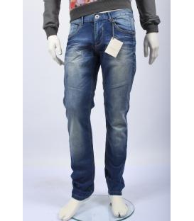 DIKTAT jeans chiusura con zip DENIM D47501 NEW