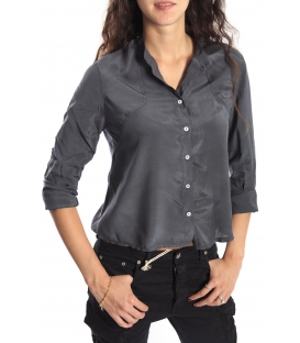 IMPERIAL Shirt/Blouse with buttons C41873003 PIOMBO new