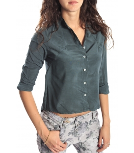 IMPERIAL Shirt/Blouse with buttons C41873003 VERDONE new