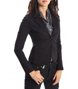 IMPERIAL Jacket with buttons JR06OEL BLACK new