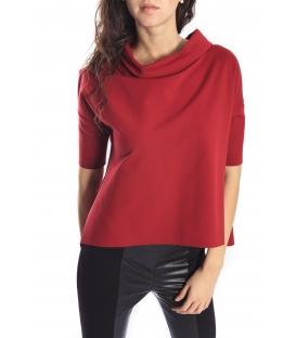 IMPERIAL Maxi sweater MQG9OEL RUBINO new
