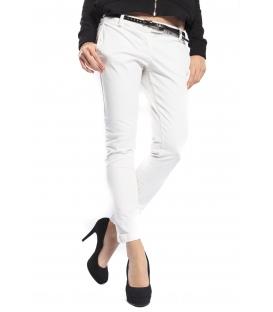 IMPERIAL Pants CINOS + belt LANA P41873001 NEW
