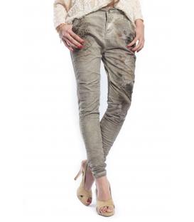 MARYLEY Jeans boyfriend baggy FANTASY Art. B60Z MADE IN ITALY