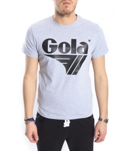 GOLA T-shirt with print GREY GOU303