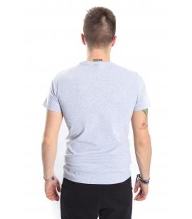 GOLA T-shirt con stampa GRIGIO GOU303