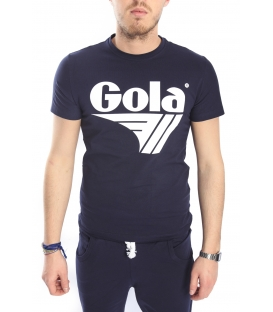 GOLA T-shirt with print BLUE GOU303
