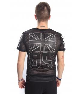 GOLA T-shirt con stampa cars BLACK GOU372