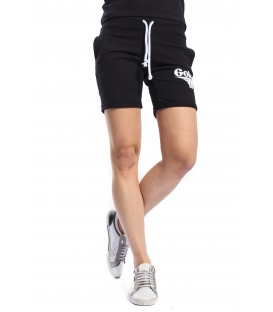 GOLA Shorts con stampa BLACK GOD159
