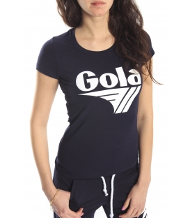 GOLA T-shirt with print BLUE GOD152
