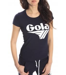 GOLA T-shirt con stampa BLU GOD152