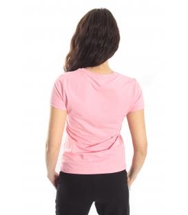 GOLA T-shirt con stampa ROSA GOD152