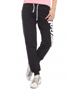 GOLA Pants with print BLACK GOD161