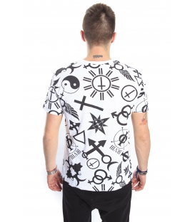 STK SUPER TOKYO T-shirt with print FANTASY STK1122