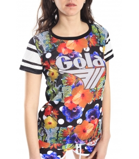 GOLA T-shirt con stampa FANTASY GOD239