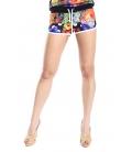 GOLA Shorts with print FANTASY GOD241
