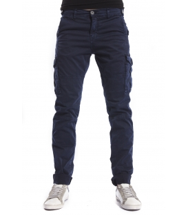 DISPLAJ -30% Jeans with pockets KOMBAT color BLUE