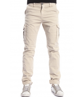 DISPLAJ -30% Jeans with pockets KOMBAT color BEIGE