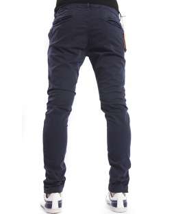 DISPLAJ Pantalone cinos KINOS FIL color BLUE