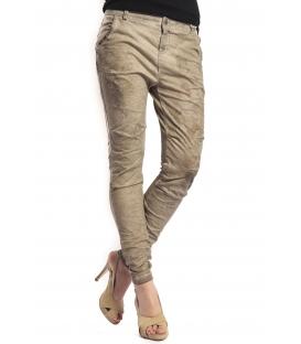 MARYLEY Jeans boyfriend baggy FANTASY with print B60Z