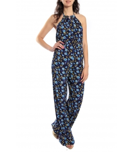 DENNY ROSE Jumpsuit in FANTASY with flowers 46DR22006