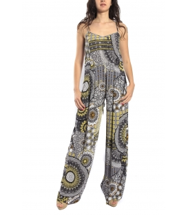DENNY ROSE Jumpsuit in fantasy 46DR22011